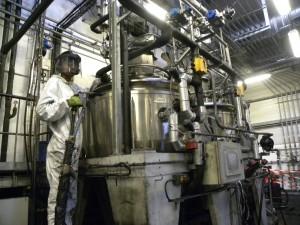 nettoyage cryogénique