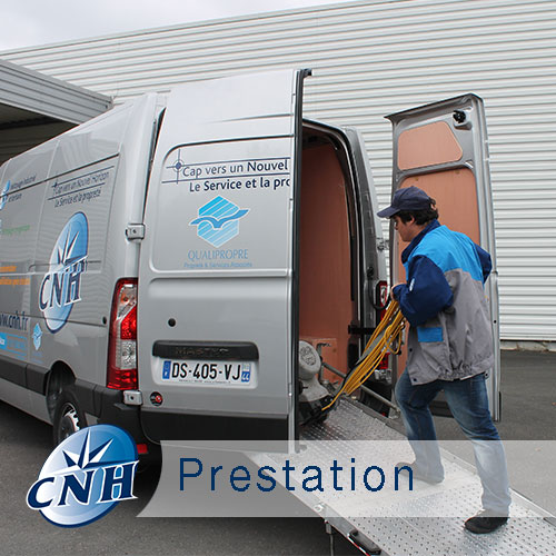 CNH prestations de remises en état