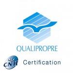 La société de nettoyage CNH reçoit la certification QUALIPROPRE, marque de référence des entreprises de Propreté