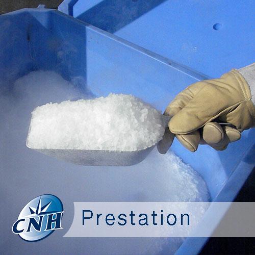 prestation de nettoyage par tir cryogénique